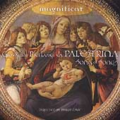 Palestrina: Song of Songs / Philip Cave, Magnificat