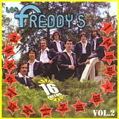 Los Freddy's: 16 Exitos, Vol. 2 [WEA International]