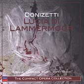 The Compact Opera Collection -Donizetti: Lucia di Lammermoor