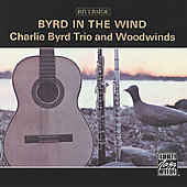 Charlie Byrd: Byrd in the Wind