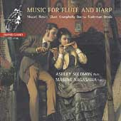 Music for Flute and Harp / Ashley Solomon, Masumi Nagasawa