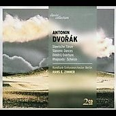 Dvorak: Slavonic Dances, etc / Fischer, Hungarian State SO