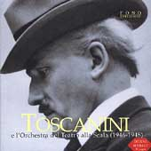 Toscanini e l'Orchestra del Teatro alla Scala (1946-1948)