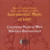The Bach Guild - Instrumental Music of 1600 / Harnoncourt
