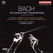 Bach - Conductor's Transcriptions / Slatkin, et al