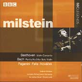 Beethoven, Bach, Paganini, et al / Nathan Milstein, et al