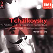 Tchaikovsky: The Nutcracker, 1812 Overture, etc  / Jansons