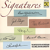 Signatures / Graham, US Air Force Band