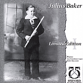 Julius Baker Limited Edition I
