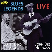 Sunnyland Slim: Blues Legends Live [Remaster]