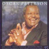 Oscar Peterson: Time After Time