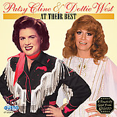 Patsy Cline/Dottie West: At Their Best
