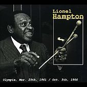 Lionel Hampton: Olympia, Mar 25th, 1961/Oct 5th, 1966