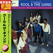 Kool & the Gang: Universal Masters Collection [Japan CD] [Limited]