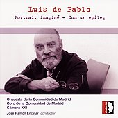 Luis de Pablo: Portrait imagin&eacute;, Com un ep&iacute;leg / Encinar