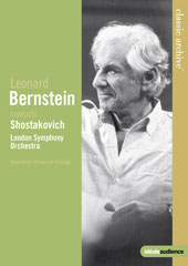 Leonard Bernstein Conducts Shostakovich / London SO [DVD]