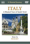 A Musical Journey: Italy, South Tyrol / Mozart [DVD]