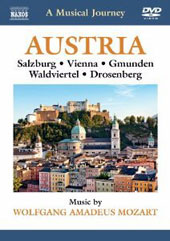A Musical Journey: Austria - Salzburg & Vienna / Music from the Serenades by Mozart [DVD]