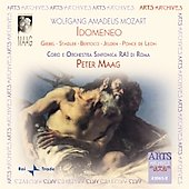 Mozart: Idomeneo, R&#233; di Creta / Maag, RAI Rome
