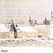 Tchaikovsky: Symphony no 4, etc / Rozhdestvensky, et al