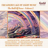 The Golden Age of Light Music - Hall of Fame Vol 2