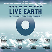 Various Artists: Live Earth: The Concerts for a Climate in Crisis