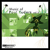 Music of Poul Ruders Vol 5 / Mann, Odense SO, et al