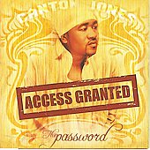 Canton Jones: The Password: Access Granted
