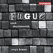 Fugue - Bach, Shostakovich / Onyx Brass
