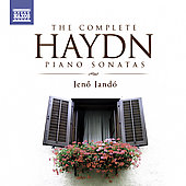 Haydn: The Complete Piano Sonatas / Jen&ouml; Jand&oacute;