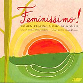 Feminissimo! - Women playing music by women / Kobayashi, Gray