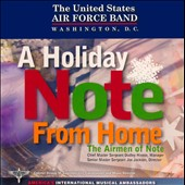 Airmen of Note: A Holiday Note from Home
