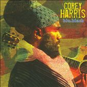Corey Harris: Blu. Black