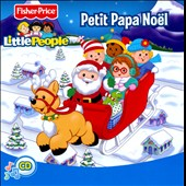 Fisher-Price/Little People (Children's): Petit Papa Noel