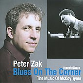 Peter Zak: Blues on the Corner
