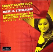 Schostakowitsch: Violinkonzerte No. 1 & 2