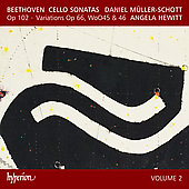 Beethoven: Cello Sonatas Vol. 2