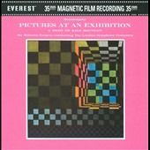 Mussorgsky: Pictures at an Exhibition; A Night on Bald Mountain