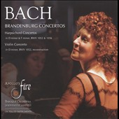 Bach: Brandenburg Concertos / Wallfisch, Sorrell