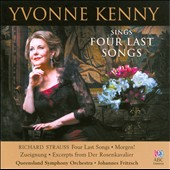 R. Strauss: Four Last Songs / Yvonne Kenny, soprano; Queensland SO; Fritzsch