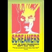 The Screamers: Live in San Francisco Sept 2nd 1978