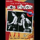 Sex Pistols: The Whole Story [CD/DVD]