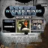 Wicked Minds: Boxset [Box] [PA]