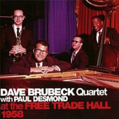 Dave Brubeck/Paul Desmond: At the Free Trade Hall 1958