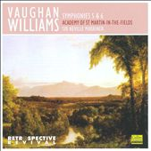 Vaughan Williams: Symphonies Nos. 5 & 6 / Marriner
