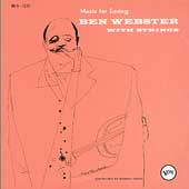 Ben Webster: Music for Loving