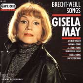 Brecht-Weill: Songs / Gisela May