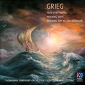 Grieg: Peer Gynt Suites; Holberg Suite; Wedding Day at Troldhagen