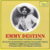 Emmy Destinn - A selection of her very finest recordings