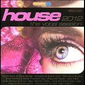 Various Artists: House: The Vocal Session 2012
